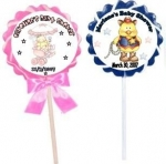 Swirl Lollipop Favors