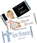 Communion Candy Bar Favors