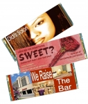 Corporate Candy Bar Favors