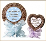 Personalized Chocolate Pops