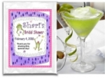 Bat Mitzvah Drink Mix Favors
