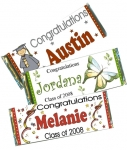 Graduation Candy Bar Favors