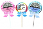 First Communion Lollipop Favors