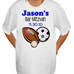 Bar Mitzvah Tee Shirts