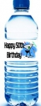 Birthday Water Bottles