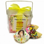 Edible Birthday Favors