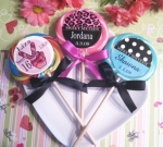 Sweet 16 Lollipops