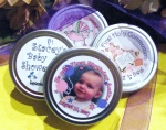 Birthday Candy Tins
