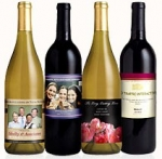 Corp. Wine Bottle Labels