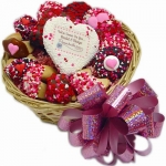 Edible Valentine Favors & Gifts
