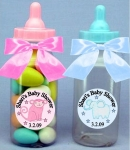 Baby Bottle Favors