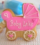 Decorated Cookie Favors