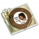 Chocolate CD Favors