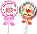 Jumbo Lollipops