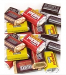 Miniature Candy Bars