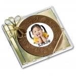 Chocolate CD Favors