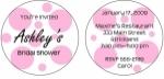 #BS00-L Lollipop Invitations