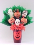 #SSHW3021-Chocolate Lollipop Bouquet