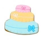 #CC04OC - Tricolor Cake