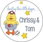 TBB27-CL - Boy Chick