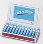 #MC01-FC - Blue Foil Cigars