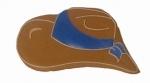 #MB22-OC - Western Hat