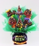 #SSHW3022-Chocolate Lollipop Bouquet