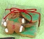 #XMAS18OC - Mini Christmas Cookies