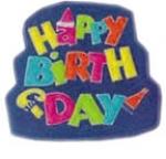 #WB03OC - B-day Cake