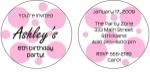 #BB00-L - Lollipop Invitations