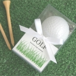#EB1079 - Golf Ball Tape Measure