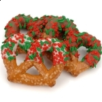 #LF- PTS7-IW   - Holly Pretzels