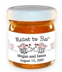 #Z-DDWH0101-Meant To Bee-Honey Jar