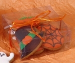 #HAL13OC - Mini Halloween Cookies