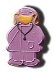 #G16OC - Female Doctor