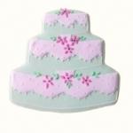 #CC02OC - Lace Cake
