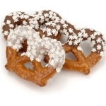 #LF- PTS3-IW  - Snowflake Pretzels