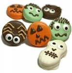 #LF-ORH08 - Halloween Character Cookies