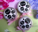 #Sweet 16 Candy Tins