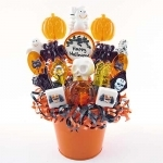 #SSHW2913-Candy Lollipop Boo-quet