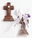 Large Chocolate Cross