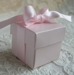 #EE01P - Pink Favor Box