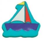 #BAR07OC - Sail Boat