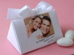 #EE0010-PP - Photo Favor Box