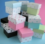 #EE01-PCC - Combo Polka Dot Box